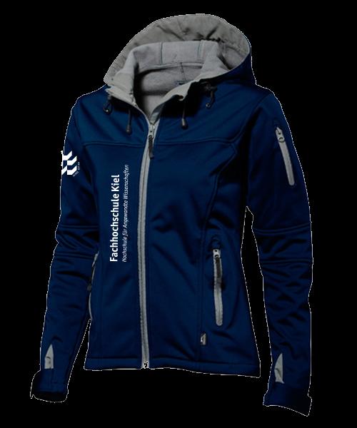 Damen Premium Softshelljacke navy XXL